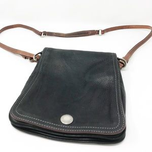 Coach Black Crossbody Purse